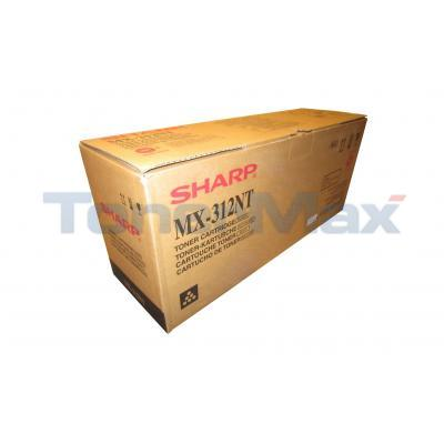 SHARP MX-M310 TONER CARTRIDGE BLACK